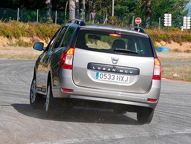 Vídeo prueba: Dacia Logan MCV 1.5 dCi 2014