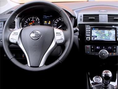 Vídeo: el interior del Nissan Pulsar