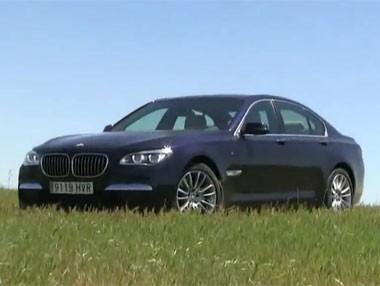 Vídeo prueba: BMW Serie 7 diésel