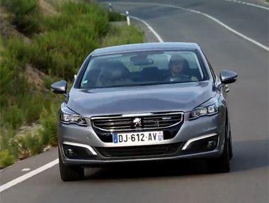 Vídeo del nuevo Peugeot 508