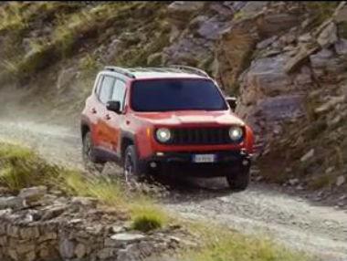 Jeep Renegade Trailhawk, el más aventurero