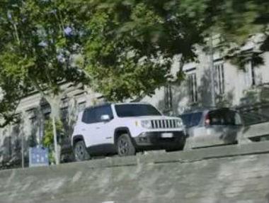 El Jeep Renegade, en movimiento