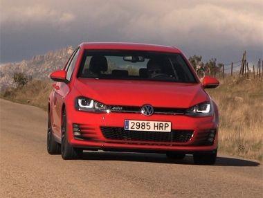 Vídeo prueba: Volkswagen Golf GTD