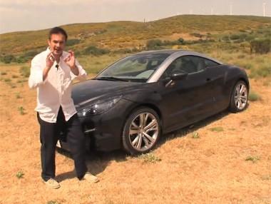 Vídeo prueba: Peugeot RCZ