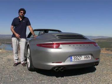 Vídeo prueba: Porsche 911 4S Cabriolet
