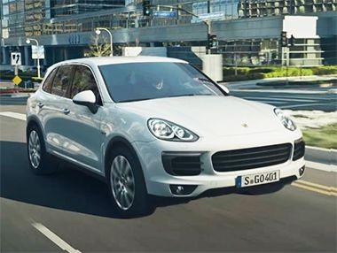 El nuevo Porsche Cayenne 2015, en vídeo