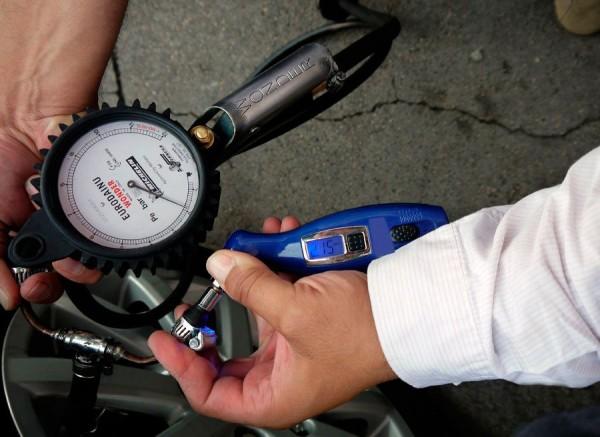 Ahorrar desgaste neumáticos