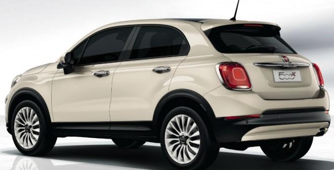 El precio de partida del Fiat 500X Opening Edition es de 20.750 euros.