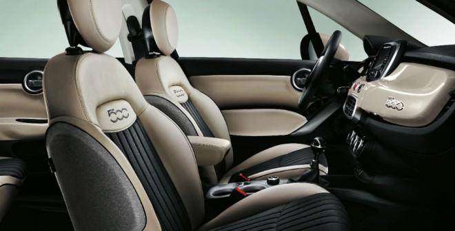 El Fiat 500X Opening Edition cuenta con un equipamiento de altura.