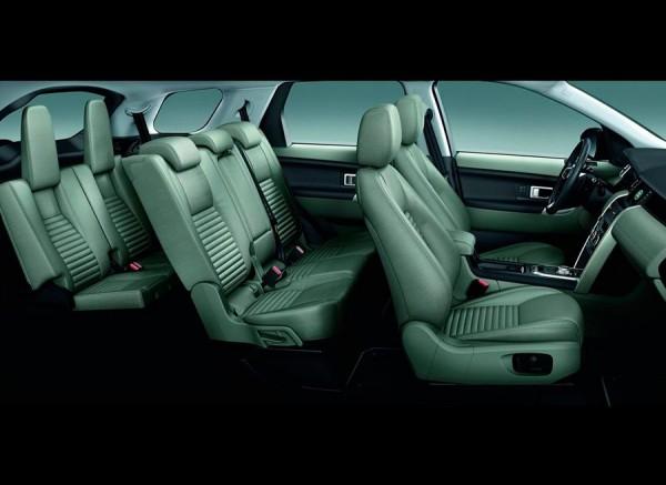 Land Rover Discovery Sport 2015 ya a la venta