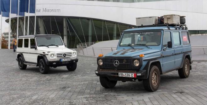 Mercedes Clase G, 35 años entre nosotros.