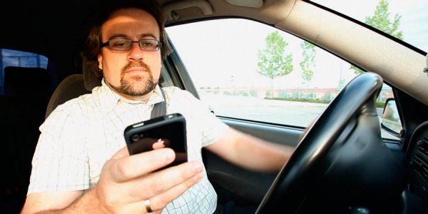 El uso del móvil al volante podría salirte todavía más caro