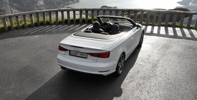 Prueba Audi A3 Cabrio 2.0 TDi 150 CV, Ézaro, Rubén Fidalgo