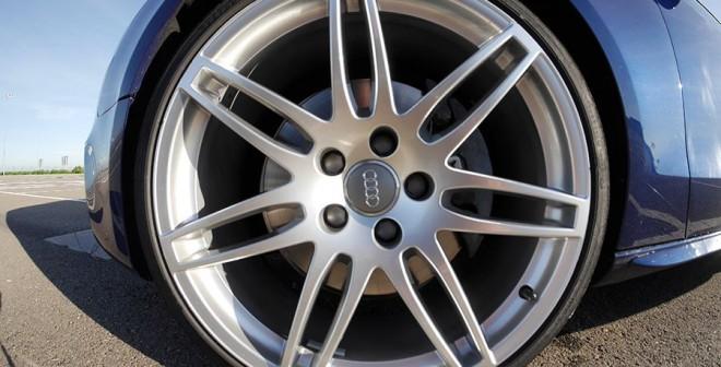 Prueba Audi A5 2.0 TFSi Multitronic, llanta, Rubén Fidalgo