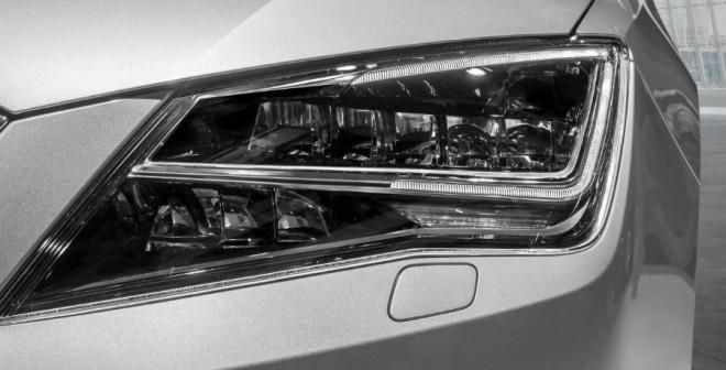 El Seat Toledo da un paso adelante en lo que a calidad se refiere gracias a la tecnología LED.