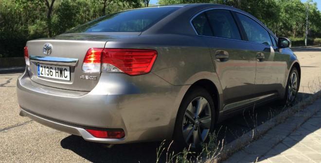 El Toyota Avensis es una de las opciones a tener en cuenta si quieres comprar una berlina familiar.