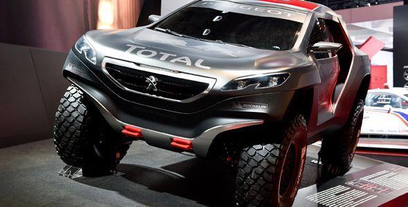 """Peugeot 2008 DKR, el """"arma"""" de Carlos Sainz para el Dakar"""