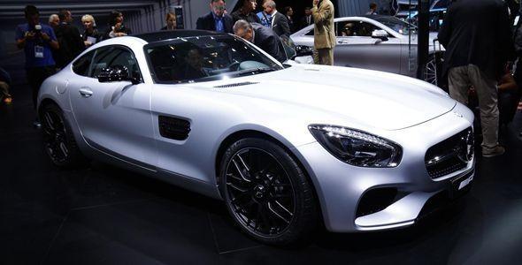 Mercedes AMG GT: llega en 2015