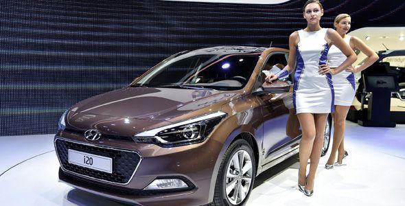 Nuevo Hyundai i20: primeras impresiones