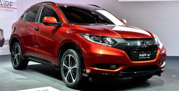 Honda HR-V, llega en verano de 2015