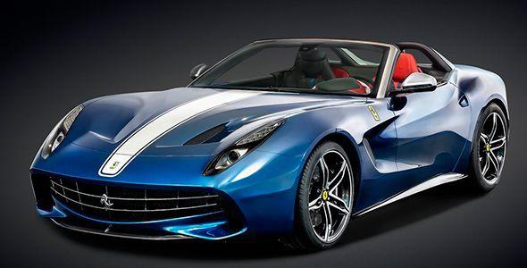 Nuevo Ferrari F60 América, edición especial para Estados Unidos