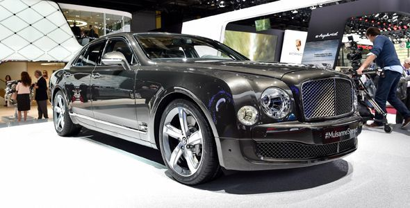 Bentley Mulsanne Speed, una bestia de 537 CV