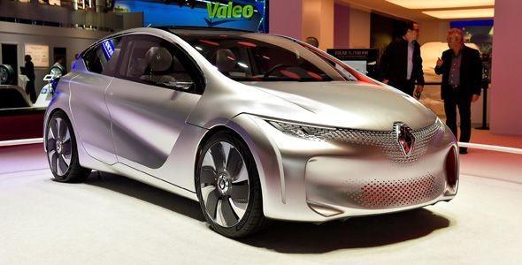 Nuevo Renault Eolab, el coche de 1 l/100 km