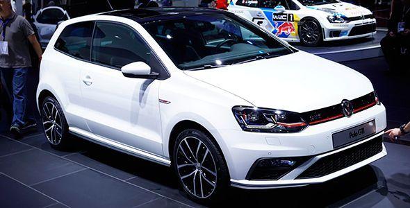 Nuevo Volkswagen Polo GTi, se presenta en París