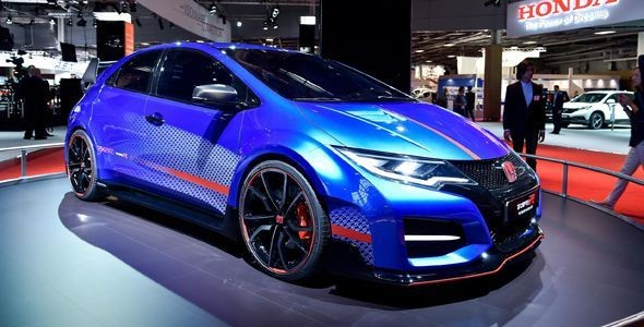 Honda Civic Type R: el mito vuelve en el Salón de París