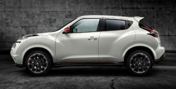 Nissan Juke Nismo RS, llega en diciembre