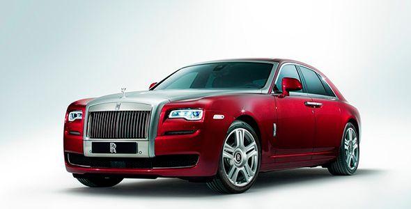 Nuevo Rolls Royce Ghost Serie II 2015, aún mejor