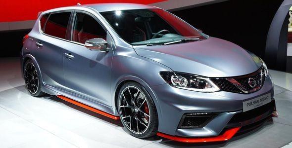 Nissan Pulsar Nismo Concept: desvelado en París