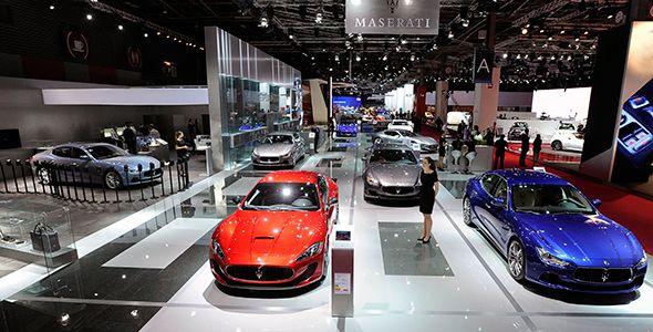 Las novedades de Maserati en el Salón de París 2014