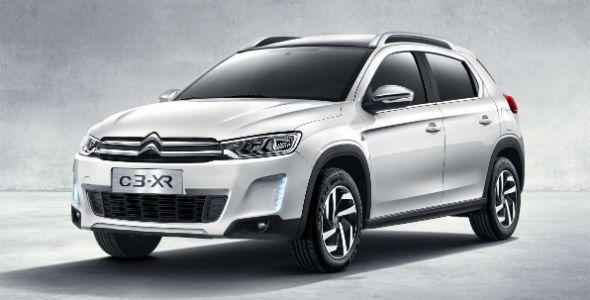 Citroën C3-XR, para el mercado chino