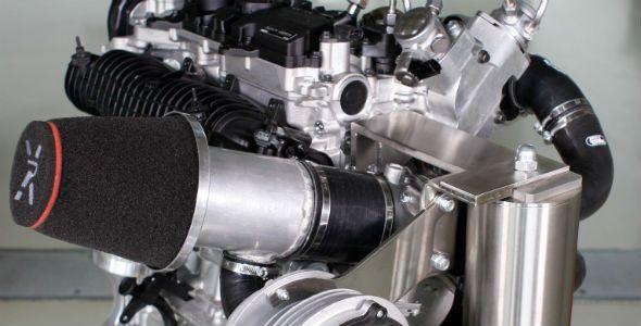 Volvo Cars presenta un nuevo motor de 450 CV