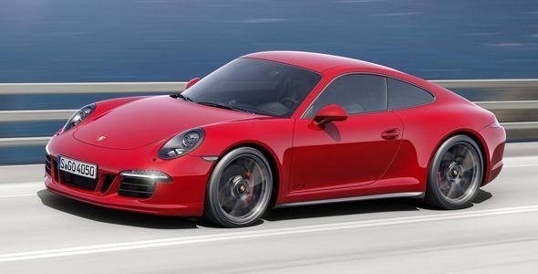 Porsche 911 Carrera GTS 2014: un extra de potencia