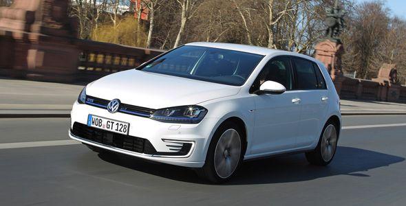 Volkswagen Golf GTE híbrido enchufable: primer contacto