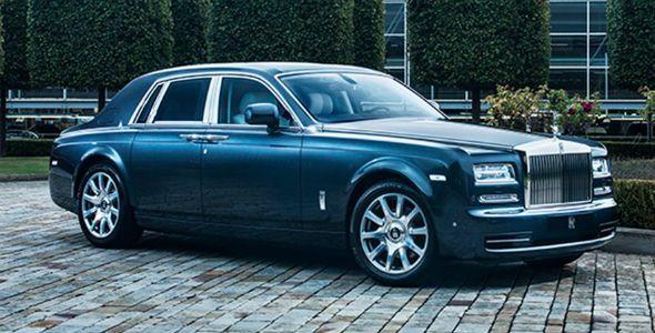 Rolls Royce Phantom Metropolitan Collection: inspirado en Nueva York