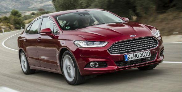 Ford Mondeo 2015, primera toma de contacto