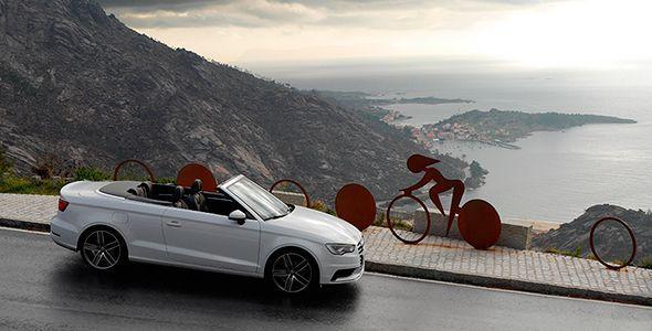 Prueba: Audi A3 Cabrio 2.0 TDI 150 CV 2014