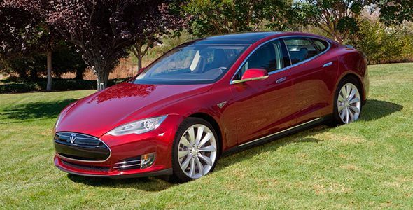 El Tesla Model S 4×4 se llamará Tesla D