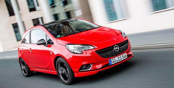 Nuevos Opel Corsa OPC Line 2015, imagen deportiva