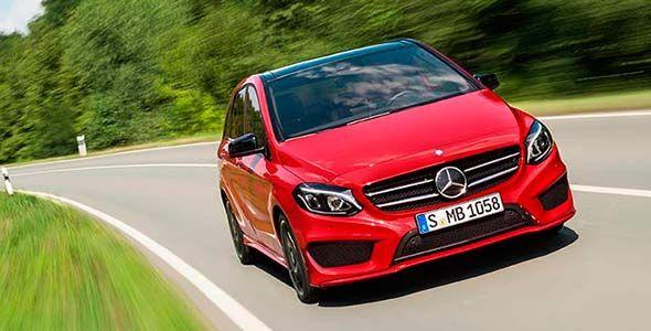 Mercedes Clase B 2015: aún más premium