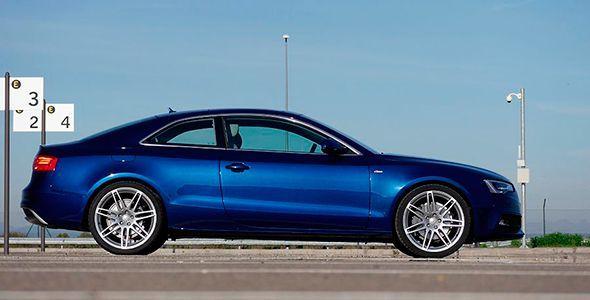 La prueba: Audi A5 2.0 TFSi 225 CV Multitronic