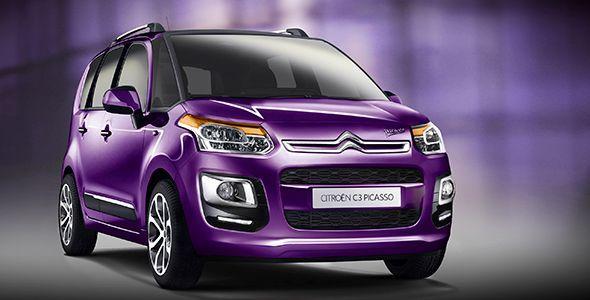 Citroën C3 Picasso Collection 2014: más colores y más equipamiento