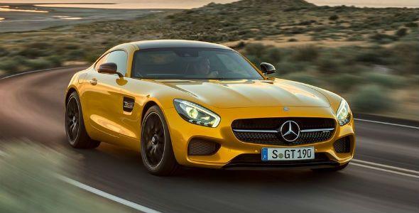 Mercedes AMG GT, precios en España
