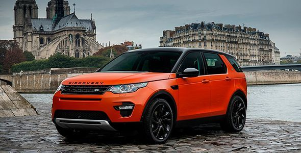 Land Rover Discovery Sport, desde 36.350 euros