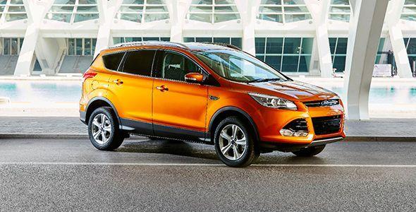El Ford Kuga más potente y eficiente