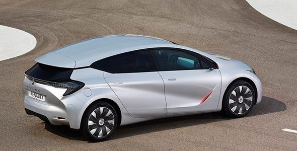 ¿Cuánto costaría un Renault Eolab?