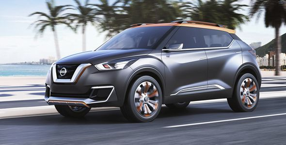 Nissan Kicks, un nuevo crossover para la familia